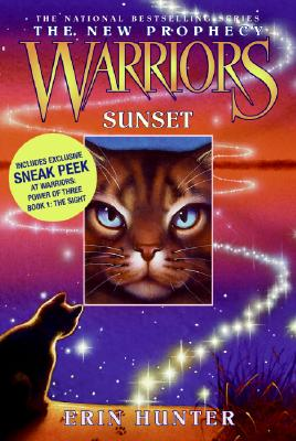 """Image for """"Sunset (Warriors: The New Prophecy, Book 6)"""""""