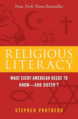Image for Religious literacy