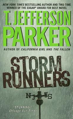 Storm Runners (Harper Fiction), T. JEFFERSON PARKER