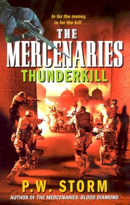 Image for The Mercenaries: Thunderkill
