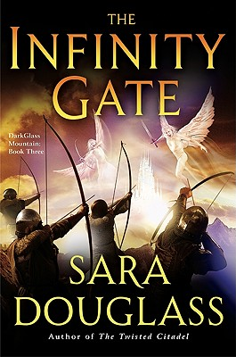 Image for INFINITY GATE, THE DARK GLASS MOUNTAIN BOOK THREE