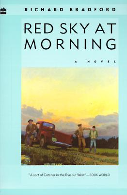 Image for RED SKY AT MORNING A NOVEL