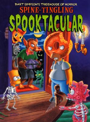 Image for Bart Simpson's Treehouse of Horror Spine-Tingling Spooktacular