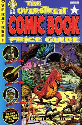 Image for The Overstreet Comic Book Price Guide, 30e (Official Overstreet Comic Book Price Guide)