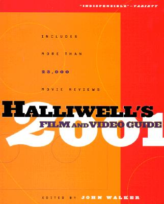 Image for Halliwell's Film and Video Guide 2001