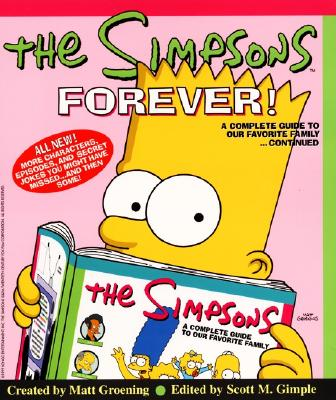 Image for The Simpsons Forever! A Complete Guide to Our Favorite Family...Continued