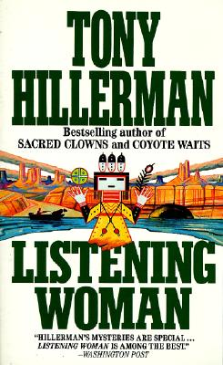 Listening Woman (Joe Leaphorn Novels), Hillerman, Tony