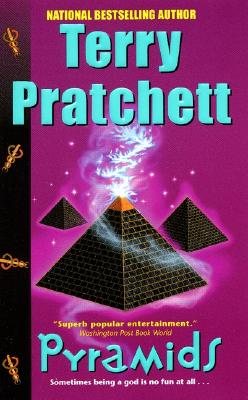 Image for Pyramids (Discworld Book 7)