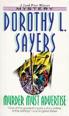 Murder Must Advertise, DOROTHY L. SAYERS