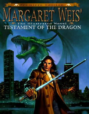 Image for Margaret Weis' Testament of the Dragon: the Illustrated Novel