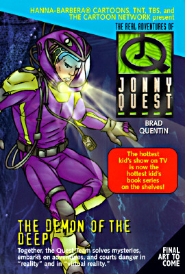Image for The Demon of the Deep (Jonny Quest)