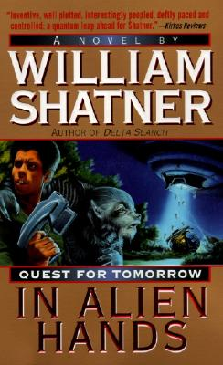 Image for In Alien Hands (Quest for Tomorrow)