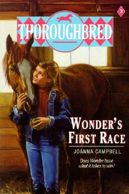 Image for Wonder's First Race (Thoroughbred Series #3)