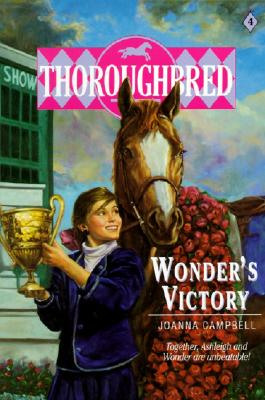 Image for Wonder's Victory (Thoroughbred Series #4)
