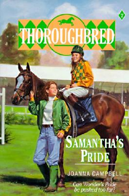 Image for Samantha's Pride (Thoroughbred Series #7)