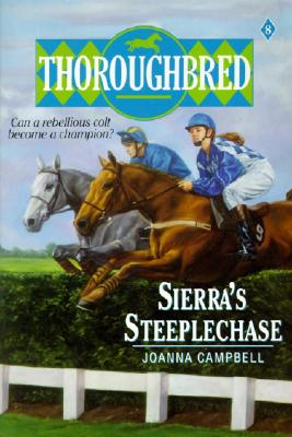 Image for Sierra's Steeplechase (Thoroughbred Series #8)
