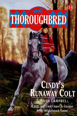 Image for Cindy's Runaway Colt (Thoroughbred Series #13)