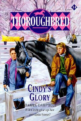 Image for Cindy's Glory (Thoroughbred Series #14)