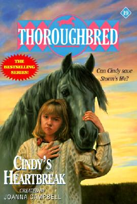 Image for Cindy's Heartbreak (Thoroughbred Series #19)