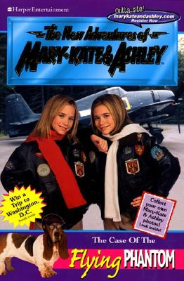 Image for The Case Of The Flying Phantom (New Adventures Of Mary-Kate & Ashley)