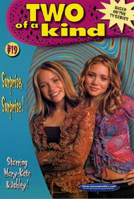 Image for Surprise Surprise (Two Of A Kind Mary Kate & Ashley Olsen)
