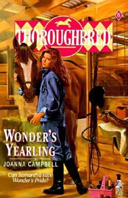 Image for Wonder's Yearling (Thoroughbred Series #6)
