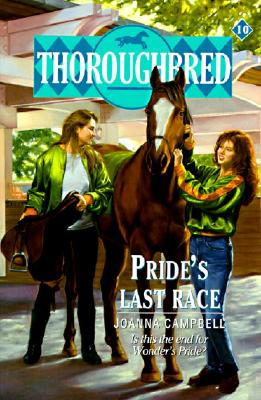 Image for Pride's Last Race (Thoroughbred Series #10)