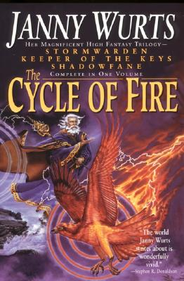 Image for The Cycle of Fire: Stormwarden / Keeper of the Keys / Shadowfane