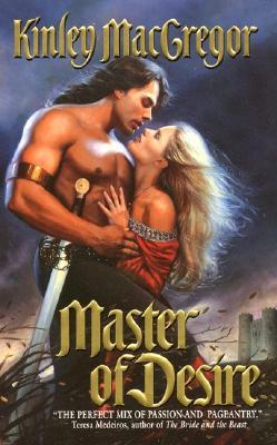 "Master of Desire, ""MacGregor, Kinley"""
