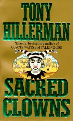 Image for Sacred Clowns (Joe Leaphorn/Jim Chee Novels)