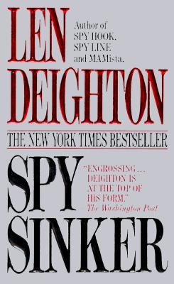 Image for Spy Sinker