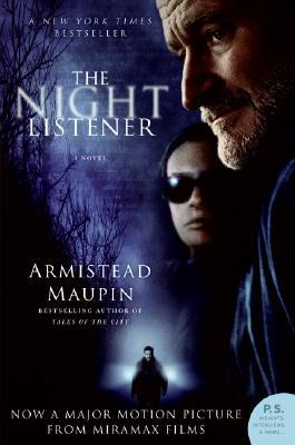 Night Listener, The tie-in: A Novel (P.S.), ARMISTEAD MAUPIN