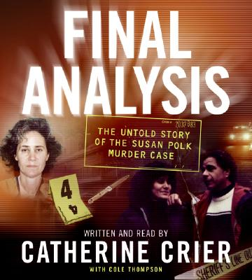 Image for Final Analysis CD: The Untold Story of the Susan Polk Murder Case