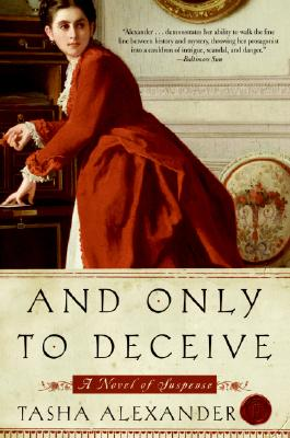 Image for AND ONLY TO DECEIVE : A NOVEL OF SUSPENS