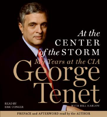 Image for At the Center of the Storm CD: My Years at the CIA