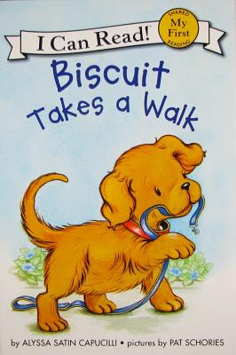 Image for Biscuit Takes a Walk (My First I Can Read)