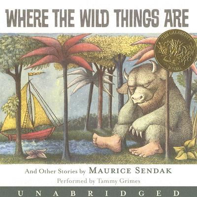 Image for Where the Wild Things Are CD: In the Night Kitchen,Outside Over There, Nutshell Library,Sign on Rosie's Door, Very Far Away