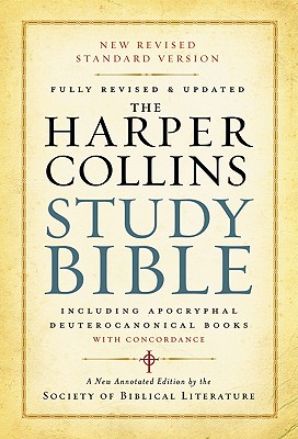Image for HarperCollins Study Bible: Fully Revised & Updated