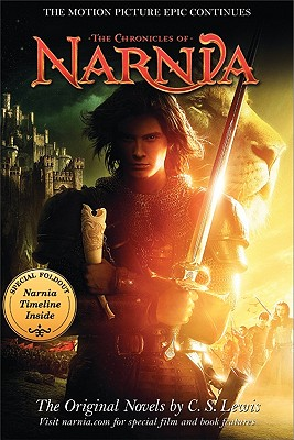 Image for The Chronicles of Narnia Movie Tie-in Edition Prince Caspian