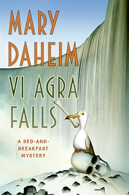Image for Vi Agra Falls: A Bed-and-Breakfast Mystery (Bed-And-Breakfast Mysteries)