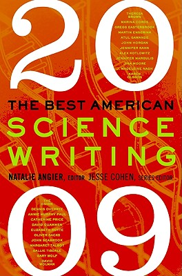 Image for BEST AMERICAN SCIENCE WRITING 2009
