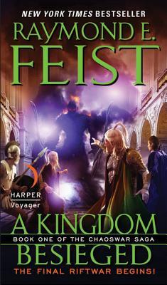 Image for A Kingdom Besieged #1 Chaoswar Saga