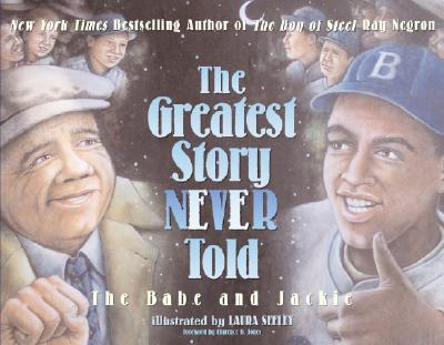 Image for GREATEST STORY NEVER TOLD, THE THE BABE AND JACKIE