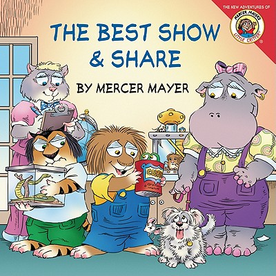 Image for Little Critter: The Best Show & Share