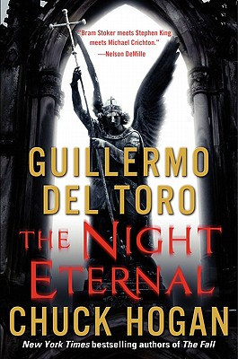 The Night Eternal, Guillermo Del Toro