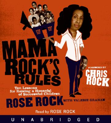 Mama Rock's Rules CD, Rose Rock, Valerie Graham