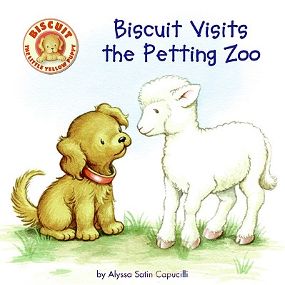 Image for BISCUIT VISITS THE PETTING ZOO