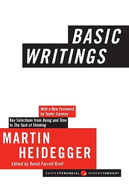 Image for Basic Writings (from Being and Time to The Task of Thinking)