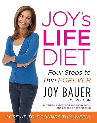 Image for Joy's LIFE Diet: Four Steps to Thin Forever