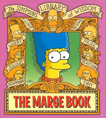 Image for Marge Book